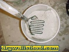 EVERYTHING ABOUT DRYWALL JOINT COMPOUND (MUD) Drywall Texture, Drywall Repair, Mud