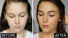 Makeup Transformation | Full Face