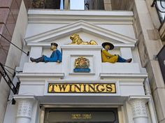 The famous Twinings tea shop has been on The Strand since 1706. These days, it's mostly a store where tourists pick up teas and collectible decorative tins, but if you push through the crowds you'll find a small museum in the back. There are examples of old Twinings packaging, advertisements, pots, and caddies, as well as newspaper clippings and some information about the history of the brand and the Twinings family. Stick around for a cuppa from the in-house brew bar.