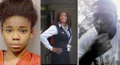Flight Attendant's Daughter Accused Of Her Murder