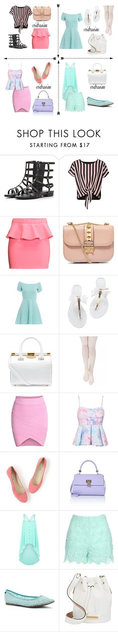 """Untitled #117"" by voidraniee on Polyvore featuring H&M, Valentino, AX Paris, Tyler Alexandra, Boden, Lost Society, Jane Norman, Blowfish and Marc by Marc Jacobs"