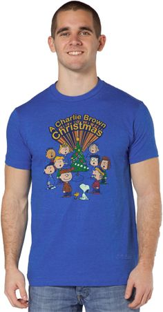 Doesn't it warm your heart to watch A Charlie Brown Christmas every year?
