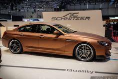 Geneva 2013: AC Schnitzer 6 Series Gran Coupe M Sport