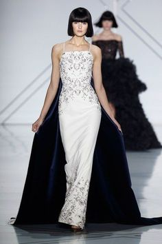 Oh, how I love fashion! As much as I love fashion week, nothing piques my interest more than Couture week. Fashion Week Paris, Fashion 2017, Runway Fashion, Fashion Show, Fashion Design, Style Couture, Couture Week, Haute Couture Fashion, Ralph & Russo