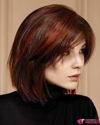 Výsledek obrázku pro podzimní účesy pro polodlouhé vlasy