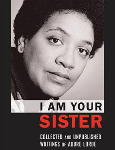 images of audry lorde | ... The Collected Poems of Audre Lorde / Zami: A New Spelling of My Name