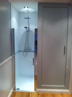 Add A Wetroom In An Old Airing Cupboard Bathrooms