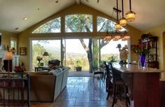 Northern California Style: California Dreamy - A Los Gatos Home for Sale