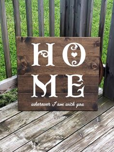 Wooden Home Signs Decor Gorgeous Welcome To Our Firepit  Wooden Family Sign  Friends And Inspiration