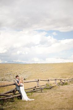 Love on the Range ...a Country Style Wedding