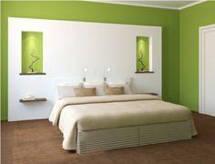 Wie Finden Sie Das Gelbgrün Und Das Blaugrün Zusammen? Jetzt Werfen Sie  Schon Einen Blick Auf Unsere Beispiele Für Wandfarbe In Grüntönen. Lassen  Sie Sich