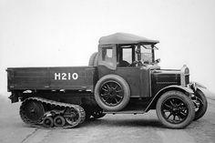 Guy Roadless (1 Ton) 1926