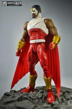 Falcon (Marvel Legends) Custom Action Figure