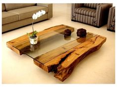 some unusual tree furniture that will show you the beauty of this precious element.Impressive Tree Furniture Ideas That Will Blow Your Mind a Tree Stump Furniture, Wooden Furniture, Furniture Design, Furniture Ideas, Luxury Furniture, Glass Furniture, Furniture Websites, Inexpensive Furniture, Furniture Outlet