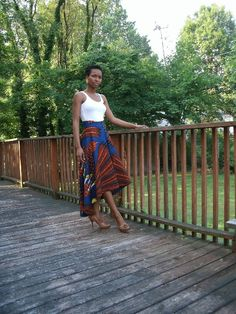 Blogger Chinelo from My styles oasis