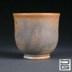 Stoneware Yunomi tea cup by GuerreroCeramics on Etsy