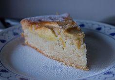 torta di mele vegan