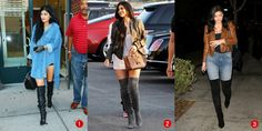 Blog Carolina Sales: 19 looks Kylie Jenner | Happy Birthday Kylie