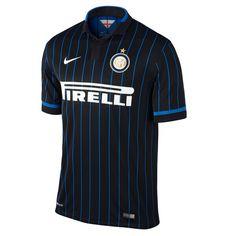 2014-15 Internazionale Milano Short Sleeves Soccer Jersey http://www.globebuy.com/i/498420.jhtml