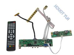 36.09$  Buy now - http://alirko.worldwells.pw/go.php?t=32601542361 -    LA.MV56U.A New Universal HDMI USB AV VGA ATV PC LCD Controller Board for 22inch 1680x1050 CLAA220WA01 4CCFL LVDS Monitor Kit 36.09$