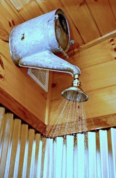 Water Can Shower Head