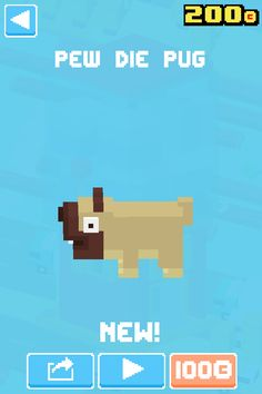 Tho is so awesome! There's his game called Crossy Road and look who they have!