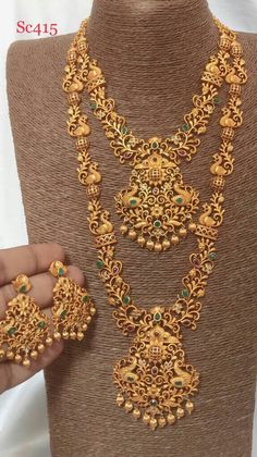 New ideas diy jewelry bohemian pendants - DIY Jewelry Vintage Ideen Gold Temple Jewellery, Gold Jewellery Design, Handmade Jewelry Business, Handmade Jewellery, Diy Jewelry, Jewelry Trends, Stone Jewelry, Pearl Jewelry, Jewelry Shop