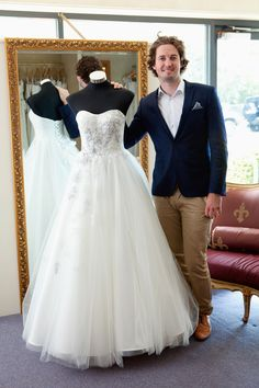 JOY / Wedding Dresses / Mercedes Fashion Festival / Jack Sullivan ...