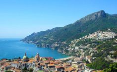 Things to see in Vietri sul Mare: beaches, churches and the Two Brothers