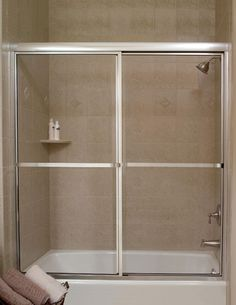 Kohler Sterling Shower Door Seal - When imagining your shower you need to reach your choices based on your individual strate Shower Door Seal, Shower Door Handles, Bath Or Shower, Kohler Shower, Frameless Shower Doors, Glass Shower Doors, Home Renovation, Home Remodeling, Door Handle Sets