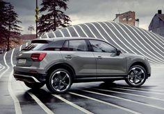 4x4Schweiz-News: Audi präsentiert den Audi Q2 Edition#1, mit LED-Leuchten vorne…