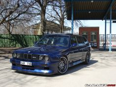 Tamerlane's Thoughts: BMW M3 wagons estates tourings