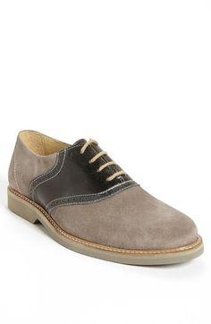 1901 'Saddle Up' Saddle Shoe (Men) available at #Nordstrom