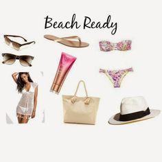 Beach essentials | A Polished Palate