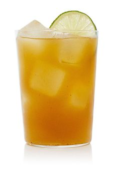 Is a classic dark + stormy the perfect ginger beer cocktail?