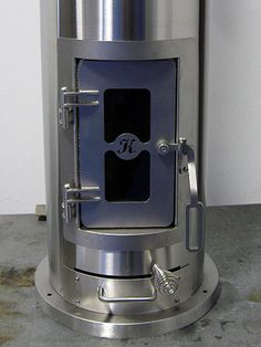 Kimberly Stove (U.S.A.) This is one amazing wood stove. You extract almost every bit of energy out of one log at a time with a Kimberly Stove.
