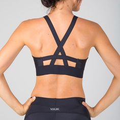 The Yogiic Awaken Crop – Mantra is a beautiful crop top that is perfect for layering under activewear or wearing on its own.  The cross-back design is striking, and the mesh panels keep you cool and ensure breathability.  The crop includes removable cups to help you get the best fit, and the main material includes 78% recycled polyamide.  Yogiic garments are accredited by Ethical Clothing Australia and are Australian Made. Shop…
