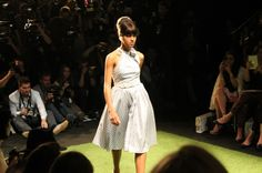 MERCEDES BENZ FASHION WEEK BERLIN SS14: LENA HOSCHEK | dressile blog