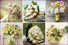 Spring wedding bouquets Bride: tips on choosing how to make your own hands, photos