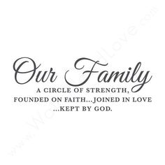 Yep Faith In Love Wall Quotes Me Quotes Love My Family Quotes