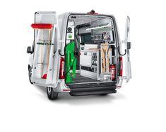 Prestavba vozidla - mobilná dielňa Campervan, Home Appliances, Vehicles, Karlsruhe, House Appliances, Appliances