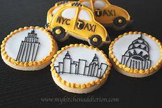 New York City Cookies | my kitchen addiction