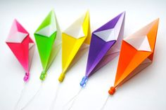 Des suspensions en origami