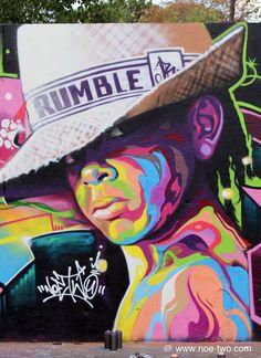 noetwo #streetart jd