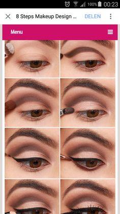 khubsurat beauty tips steps of smokey eye make up hair makeup rh pinterest com