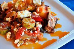 Συνταγή: Νόστιμο μπριάμ με φέτα (Μπαρμπαρίγου) « Συνταγές με κέφι