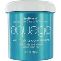 Sea Extend Volumizing Conditioner For Fine Hair 16 Oz