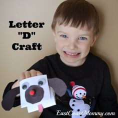 East Coast Mommy: Alphabet Series - Letter D