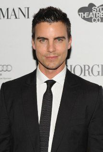 The Client List:  colin egglesfield...i can see him as mister grey.