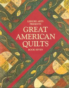 Great American Quilts 1999 book